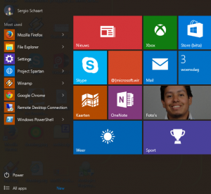 Windows 10 bijna klaar, meldt zich met gratis upgrade
